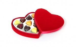 Grand cœur Saint Valentin