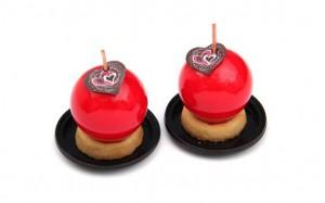 Gâteau pomme d'amour