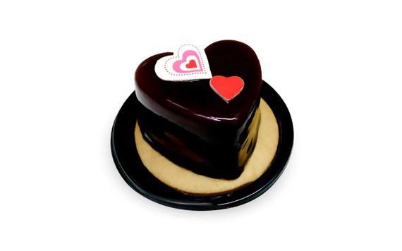 Gâteaux Saint-Valentin