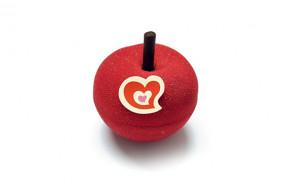 Écrin de pomme d'amour