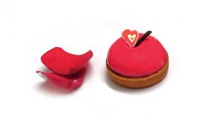 Tarte pomme d'amour